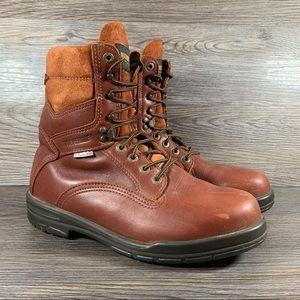 Wolverine Big Horn Steel Toe Boots Men's 9.5